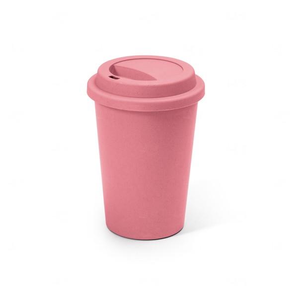 Copo Personalizado Colorido Rosa Flamingo
