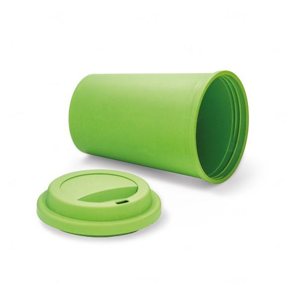 Copo Personalizado Colorido Verde Claro