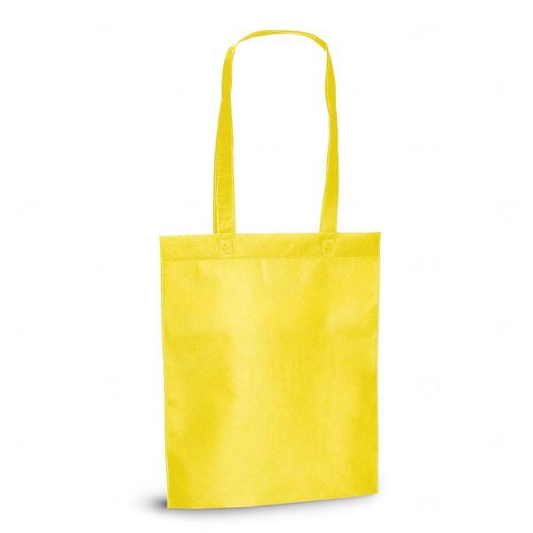 Sacola em TNT Personalizada Amarelo