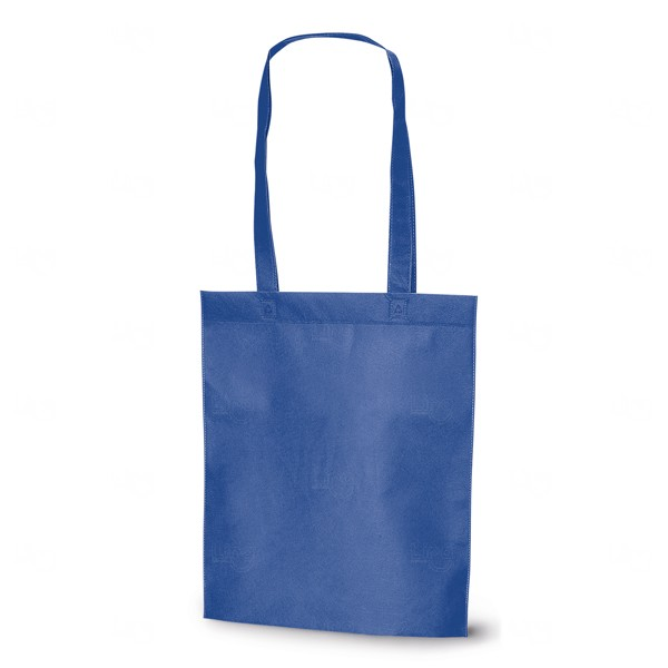 Sacola em TNT Personalizada Azul