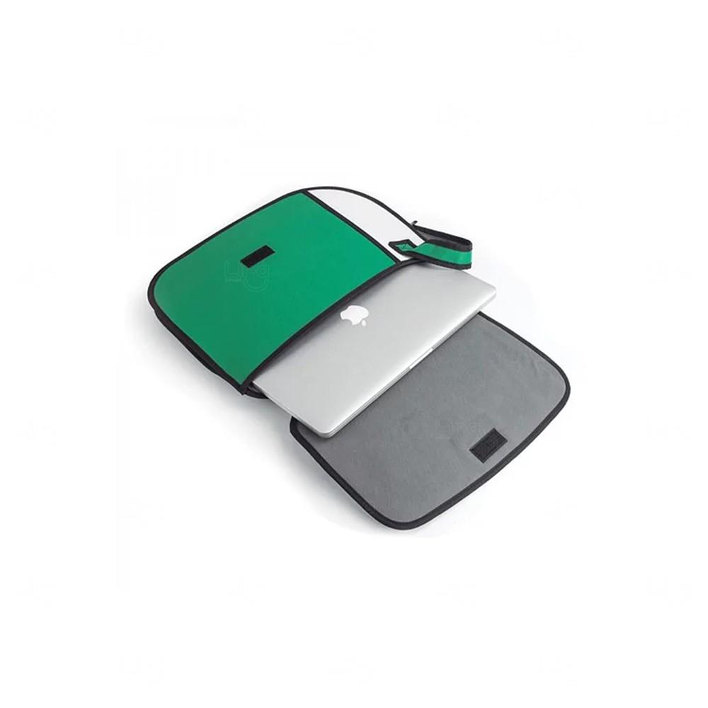 Pasta Para Notebook Personalizada Verde