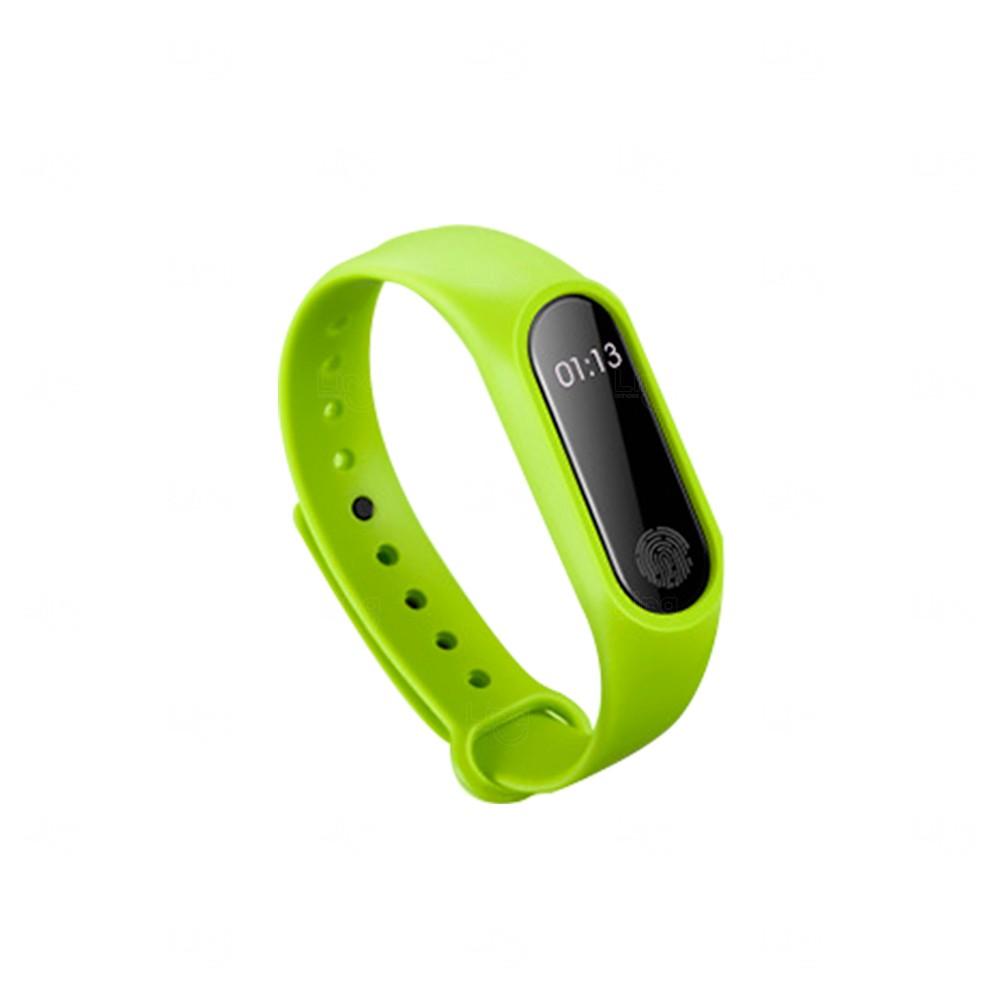 Relógio Smartband Black Pearl 2 Personalizada Verde