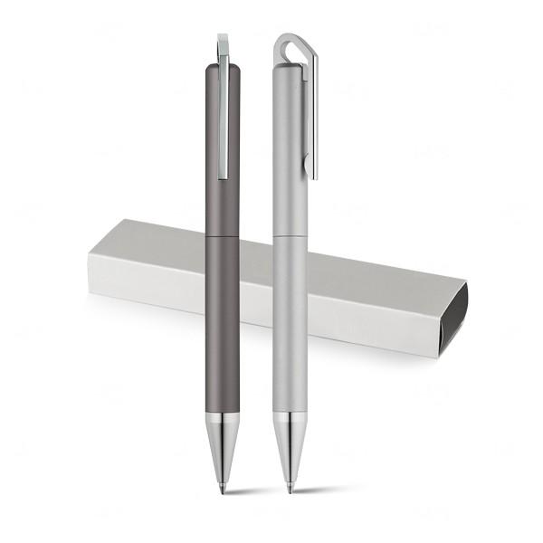 Caneta Esferográfica de Metal Personalizada