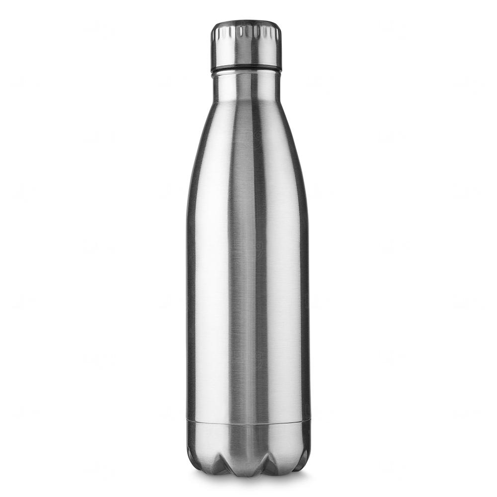 Garrafa de Inox Personalizada - 750 ml Prata