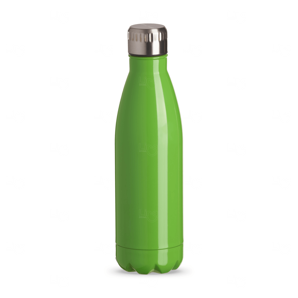 Garrafa de Inox Personalizada - 750 ml Verde