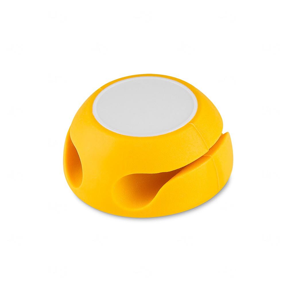 Organizador de Cabos Rainbow Personalizado Amarelo