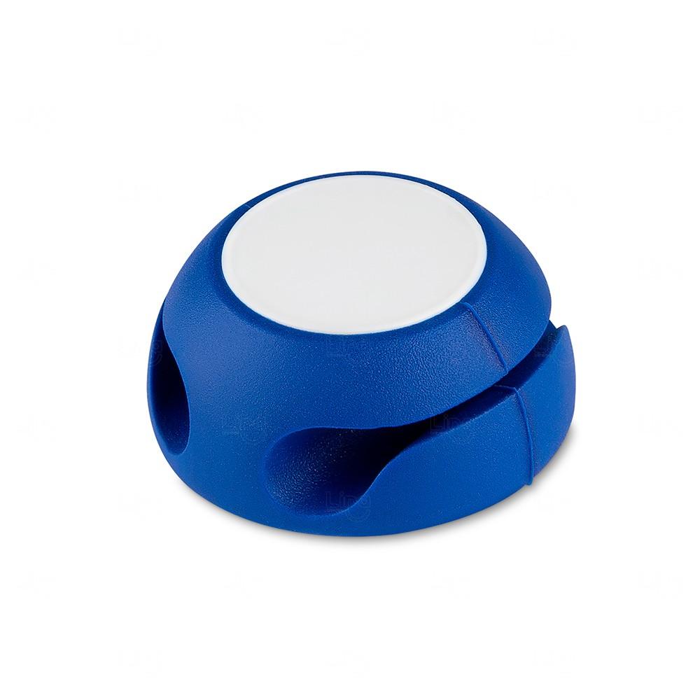 Organizador de Cabos Rainbow Personalizado Azul