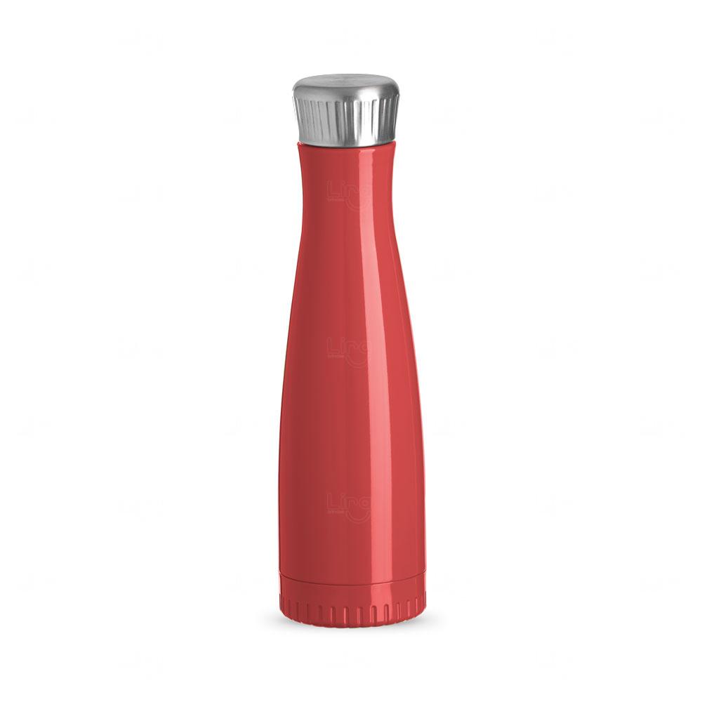 Garrafa Inox Personalizada - 700 ml Vermelho
