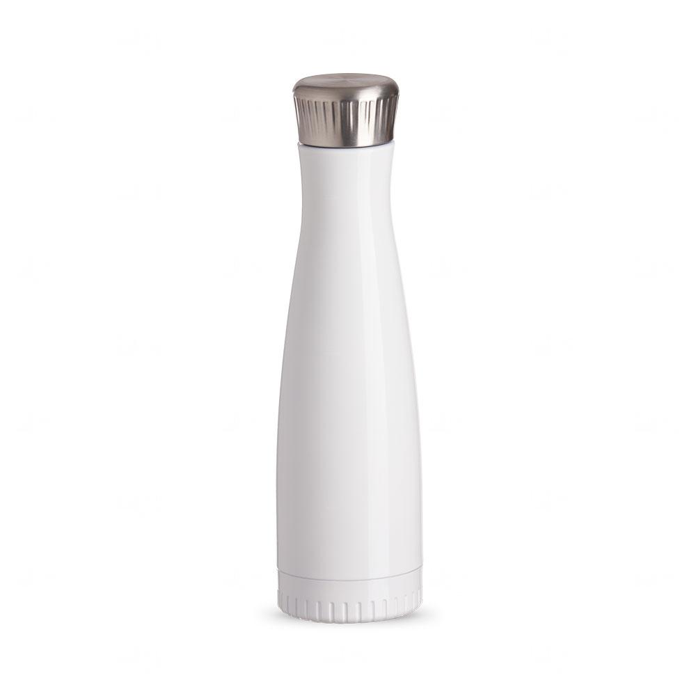 Garrafa Inox Personalizada - 700 ml Branco