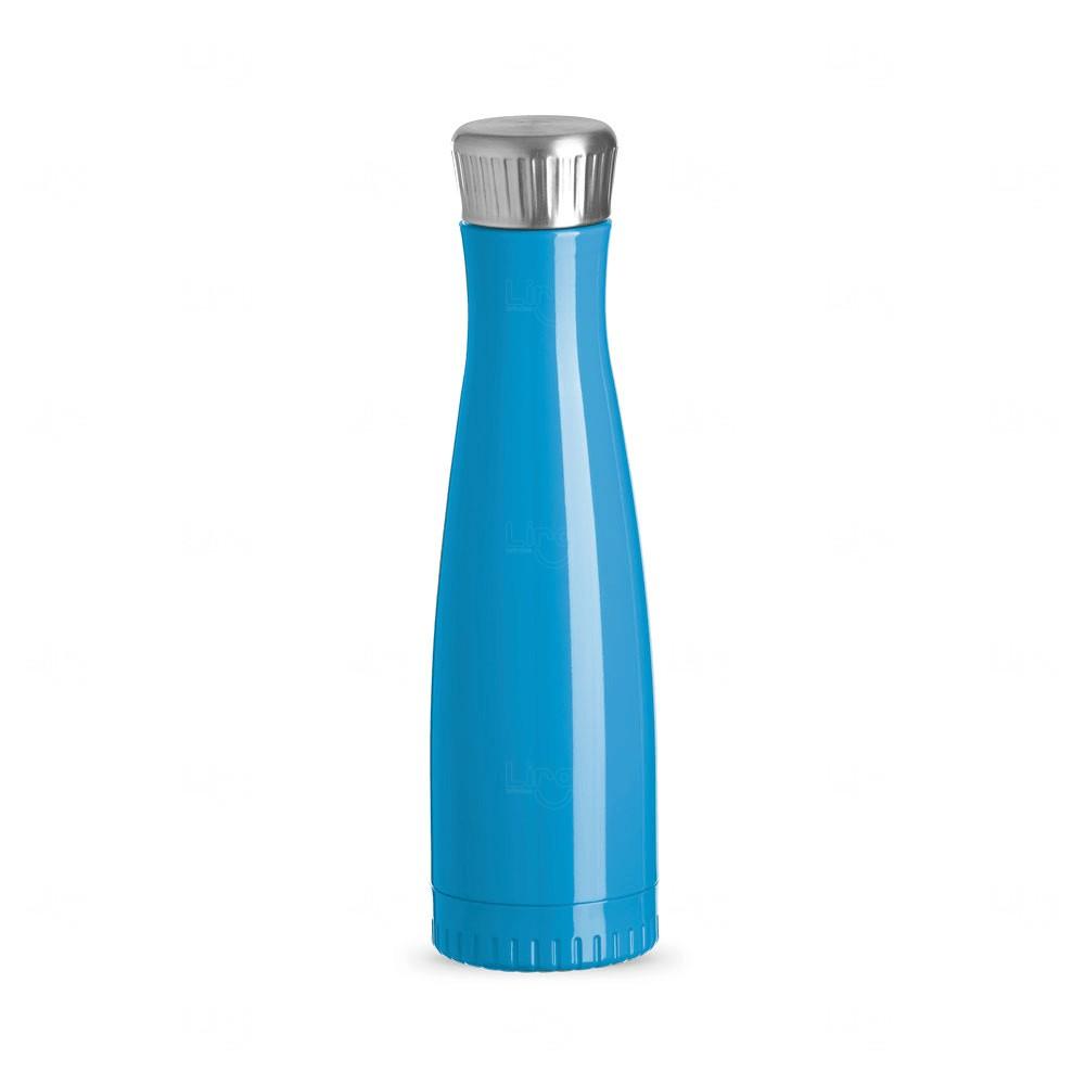 Squeeze Inox Personalizada - 700 ml Azul