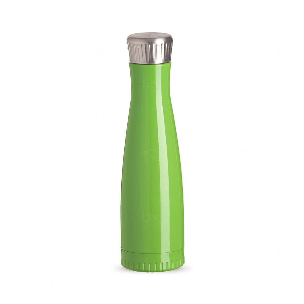 Squeeze Inox Personalizada - 700 ml Verde