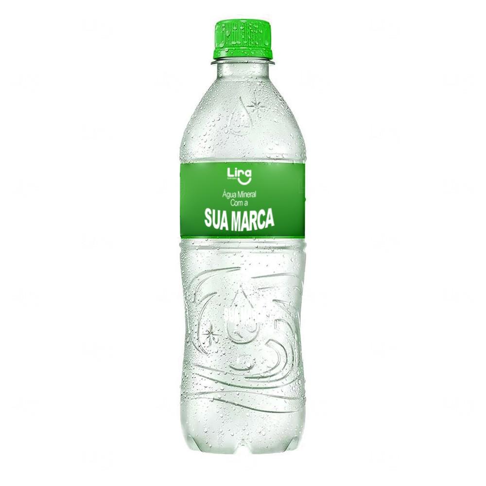 Água com Gás Personalizada - 510 ml
