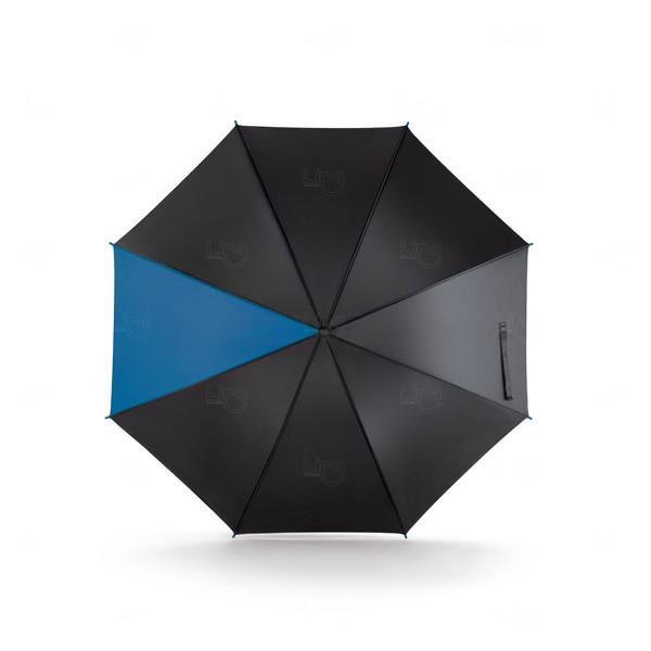 Guarda Chuva Personalizado Automático Azul