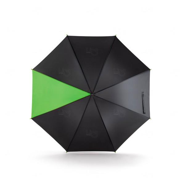 Guarda Chuva Personalizado Automático Verde