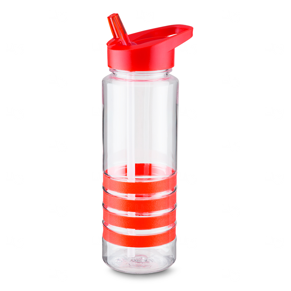 Garrafa Personalizada - 700 ml Vermelho