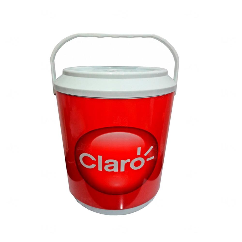 Cooler Personalizado 16 Latas Vermelho