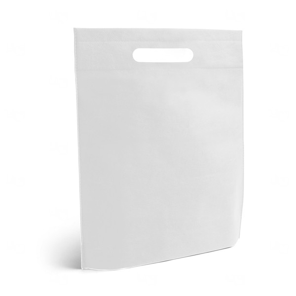 Sacola Personalizada Grande em TNT Branco