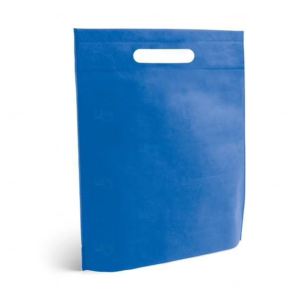 Sacola Personalizada Grande em TNT Azul