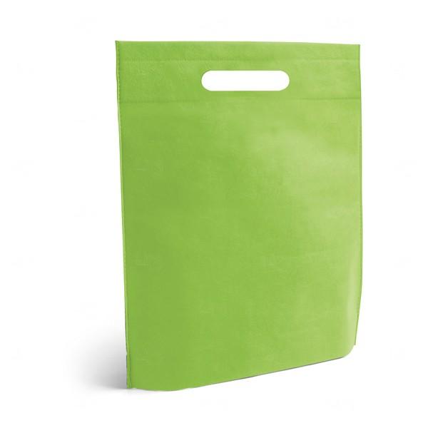 Sacola Personalizada Grande em TNT Verde Claro