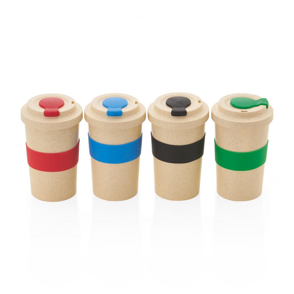Copo Personalizado de Fibra Bambu - 450 ml