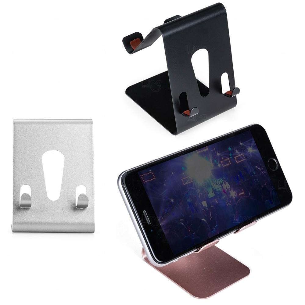 Suporte Personalizado de Celular Smartphone Tablet