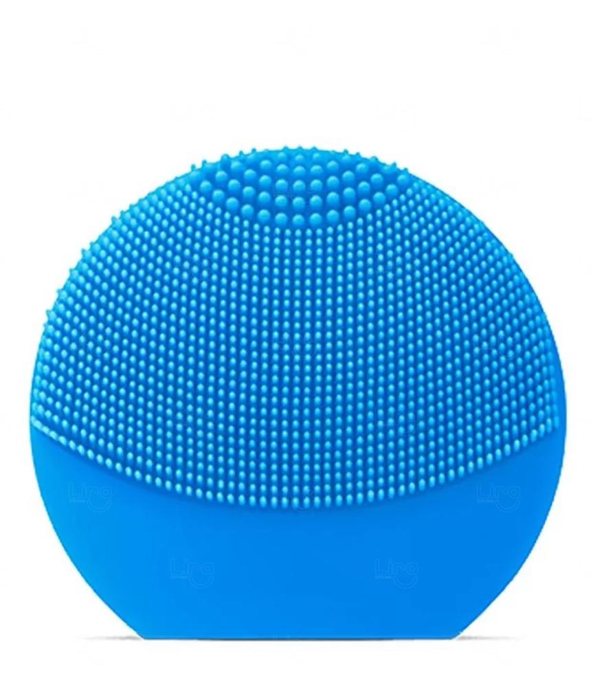 Aparelho de Limpeza Facial Personalizado Recarregável Azul