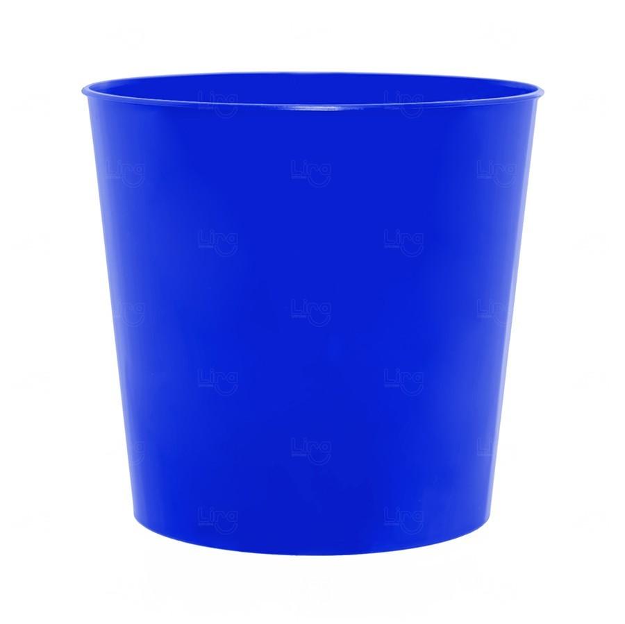 Balde Personalizado - 4,20L Azul
