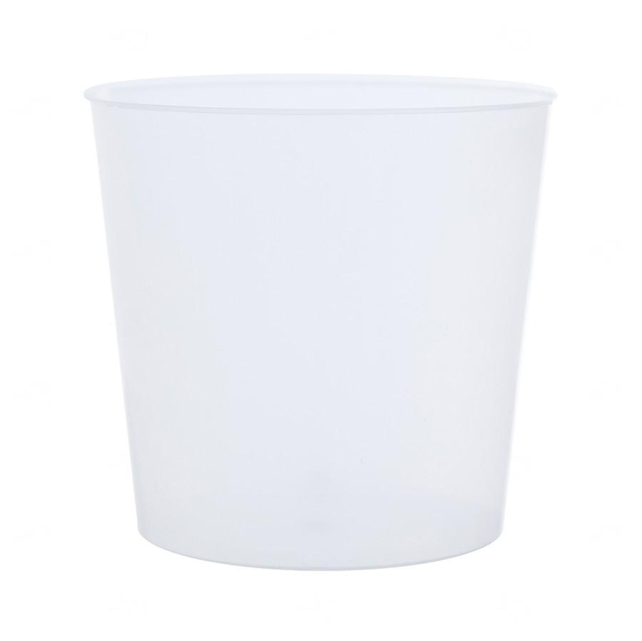 Balde De Pipocas Personalizado - 4,20L Branco