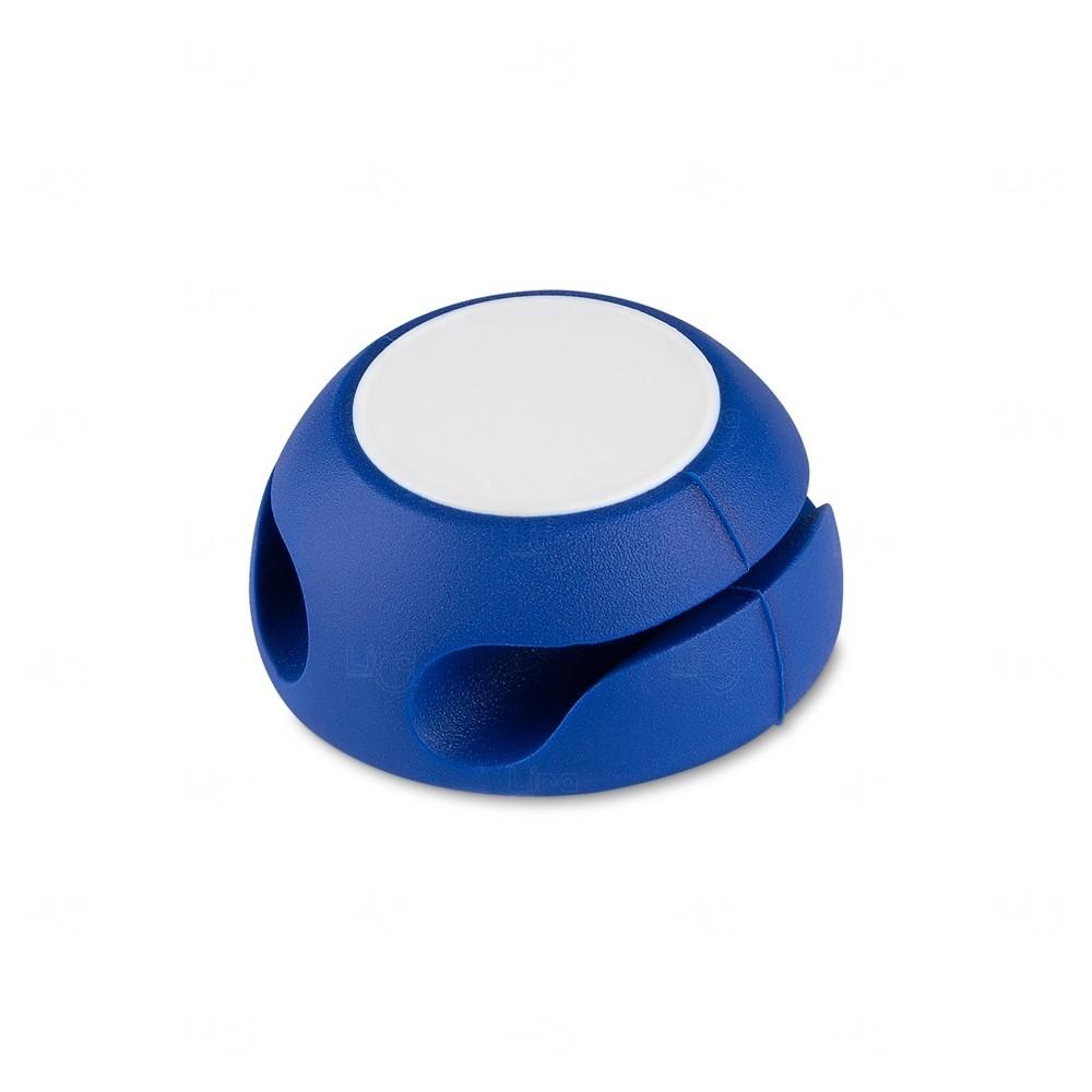 Organizador De Cabos Personalizado Azul Marinho