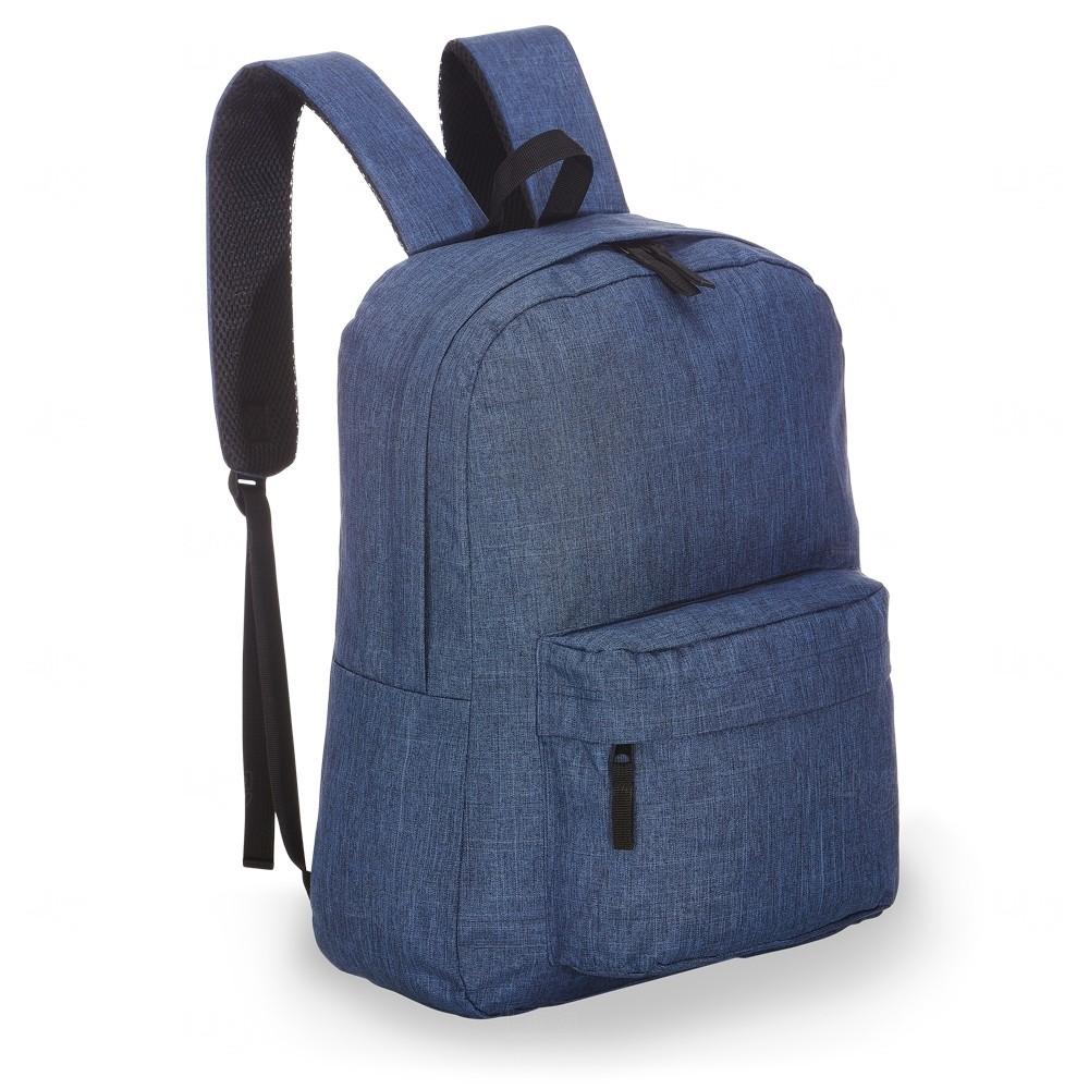Mochila De Poliéster Personalizada Azul