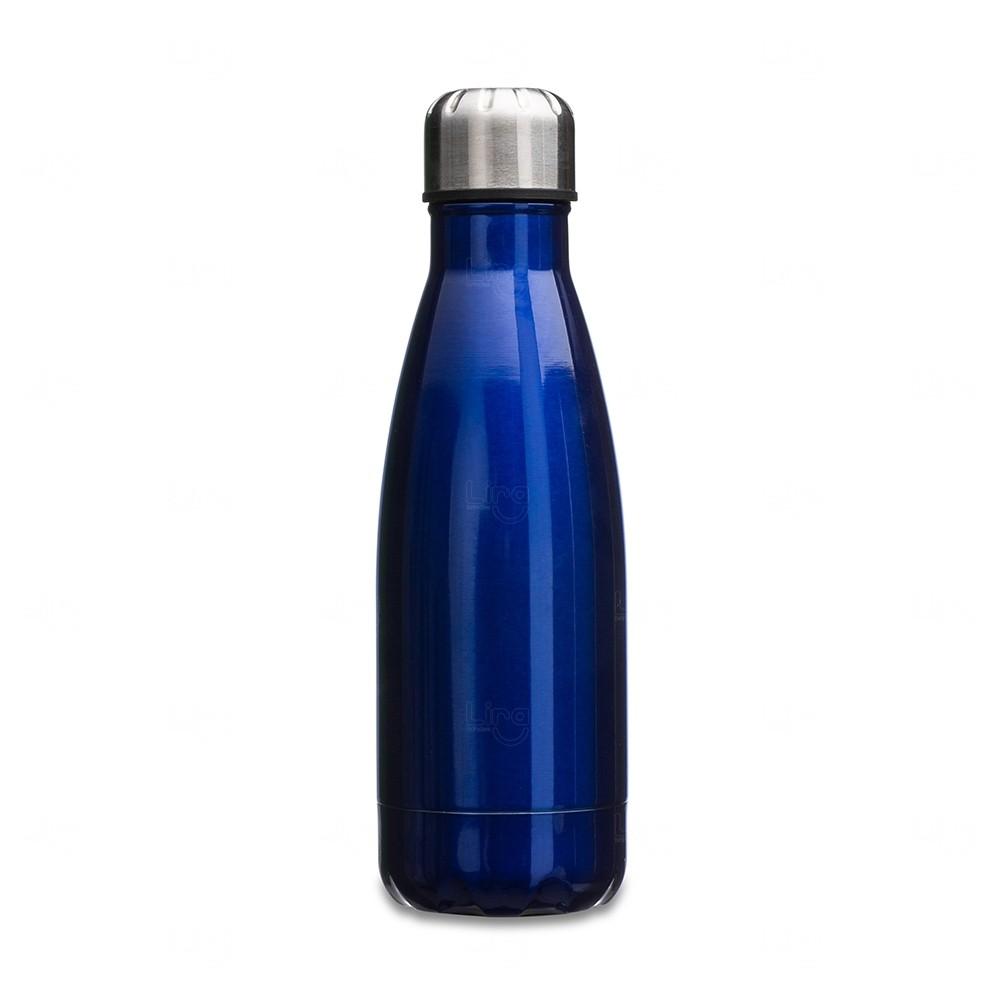 Garrafa Inox Personalizada - 550 ml Azul