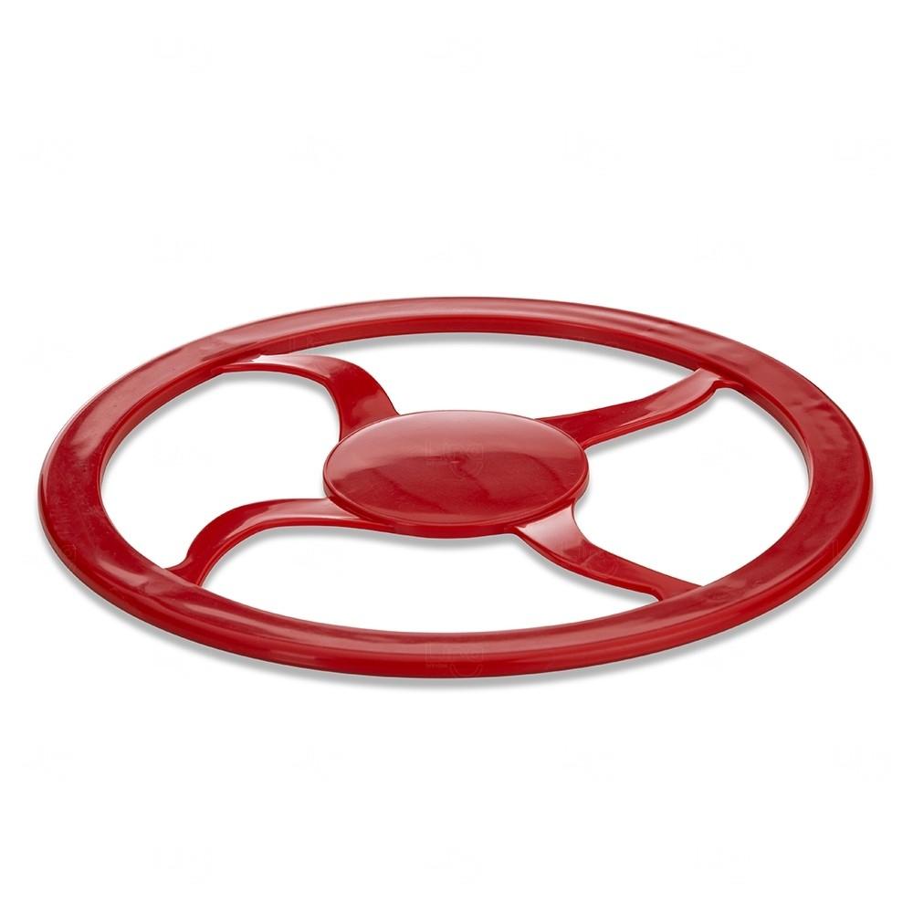 Frisbee Personalizado Vermelho