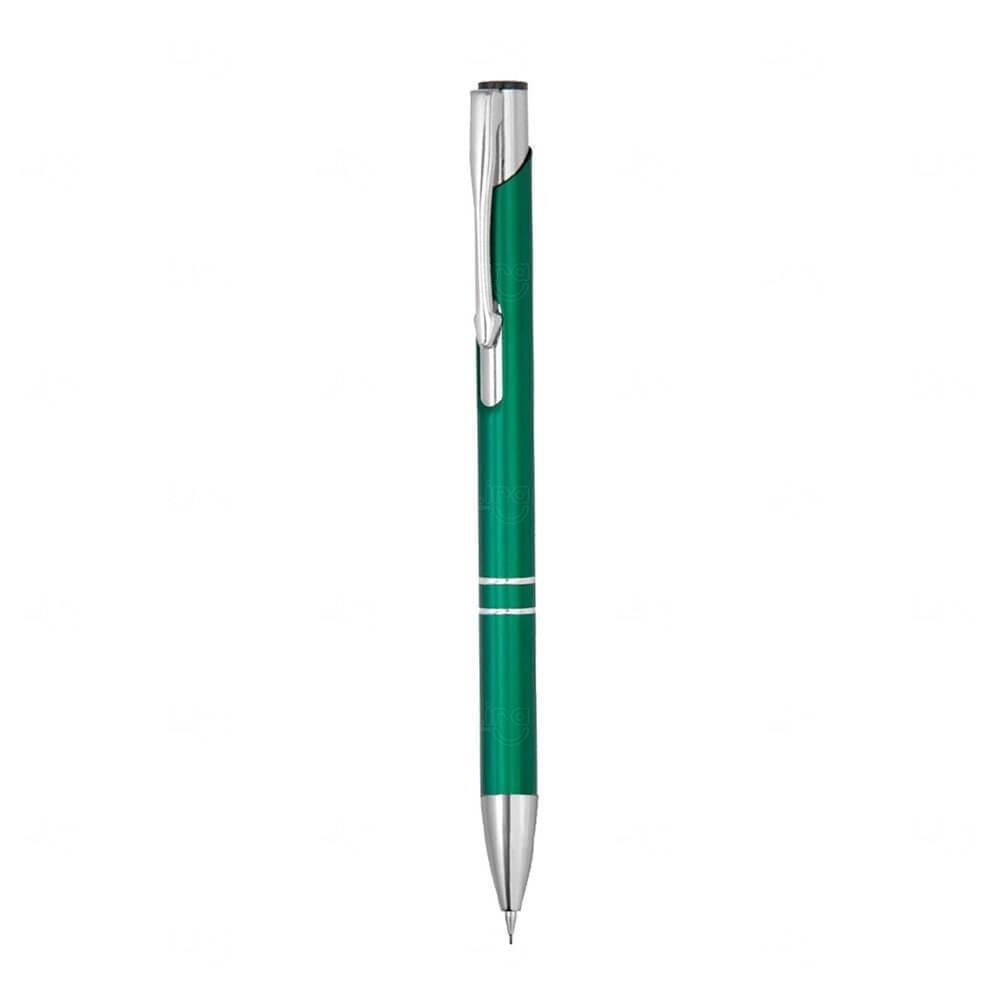 Lapiseira Metálica Personalizada Verde