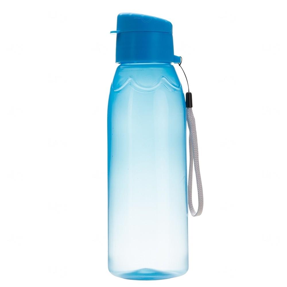 Garrafa Plástica Personalizada - 700 ml Azul