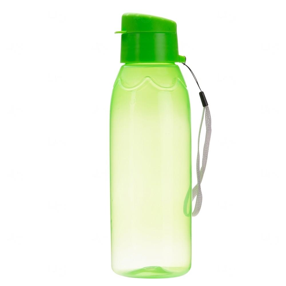 Garrafa Plástica Personalizada - 700 ml Verde