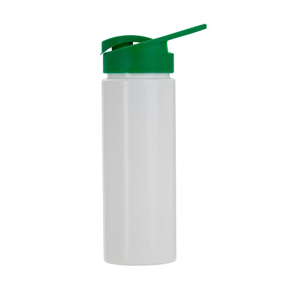 Squeeze Plástico Personalizado 550ml Verde