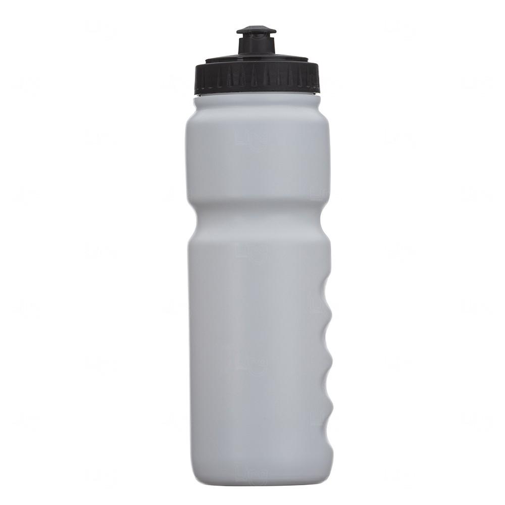 Squeeze Plástico Personalizado 850ml Branco