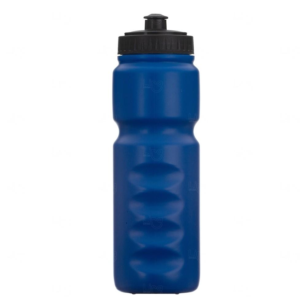 Squeeze Plástico Personalizado 850ml Azul