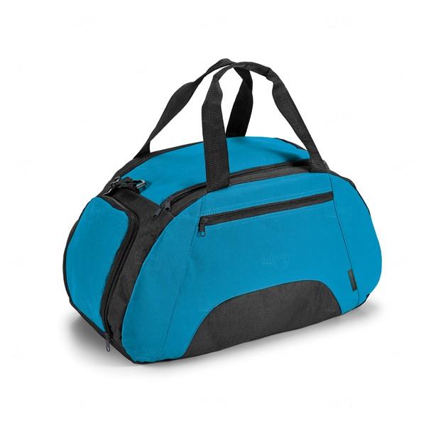 Bolsa Esportiva Personalizada Azul Claro
