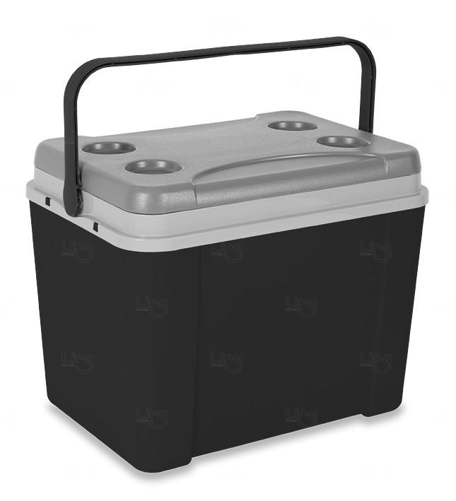 Caixa Térmica Personalizada 34L Preto