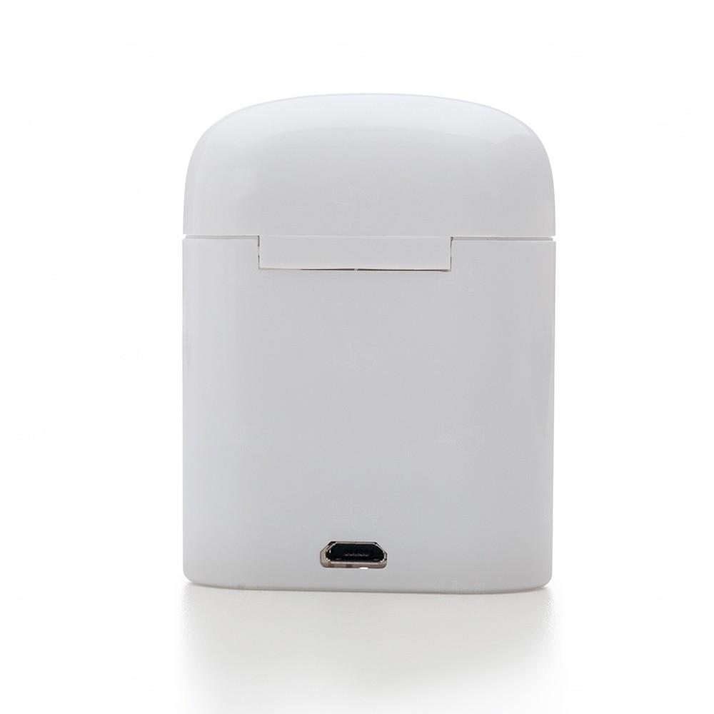 Fone Bluetooth Com Case Carregador Personalizado