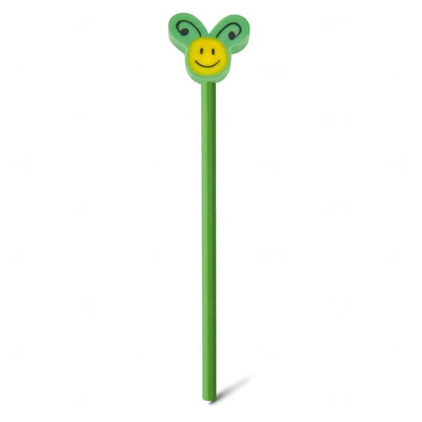 Lápis Colorido Personalizado Verde