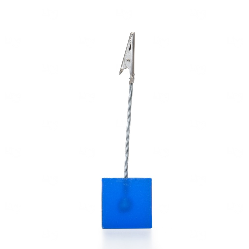 Porta Recado Personalizado Azul