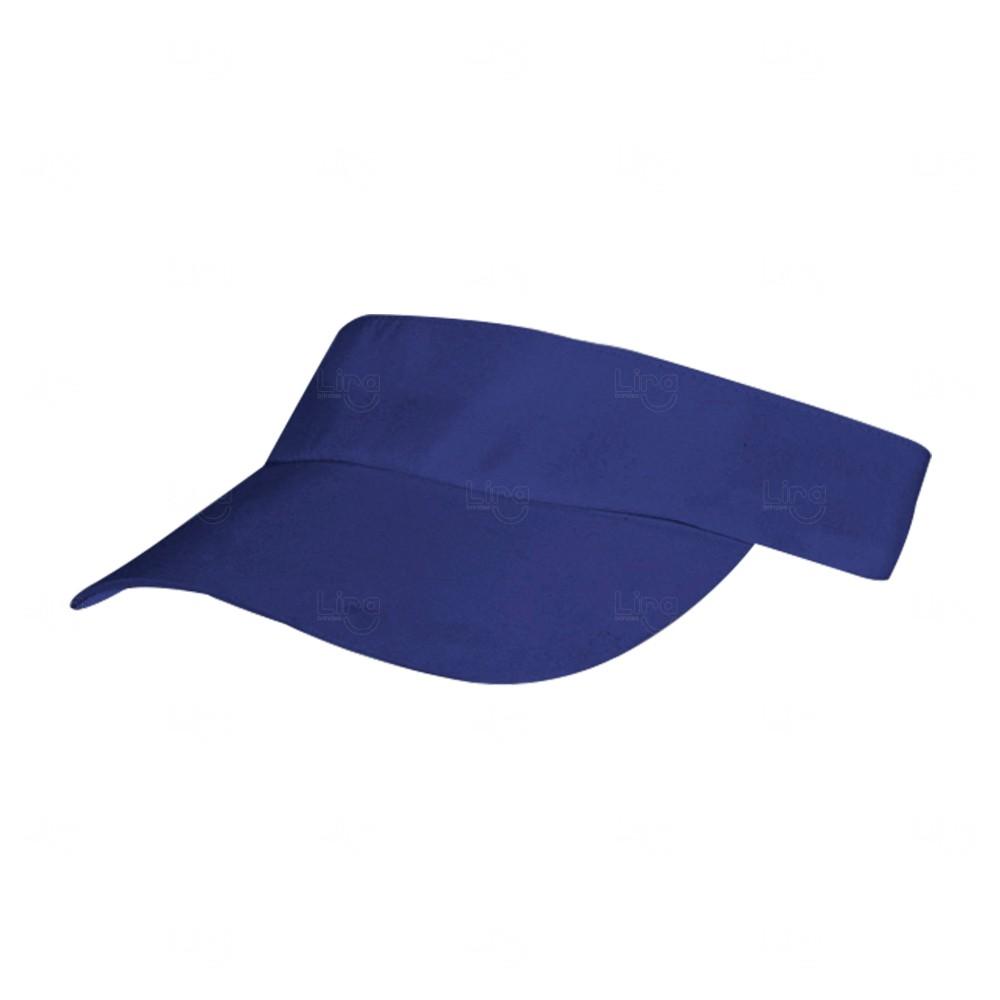 Viseira  Personalizada Azul