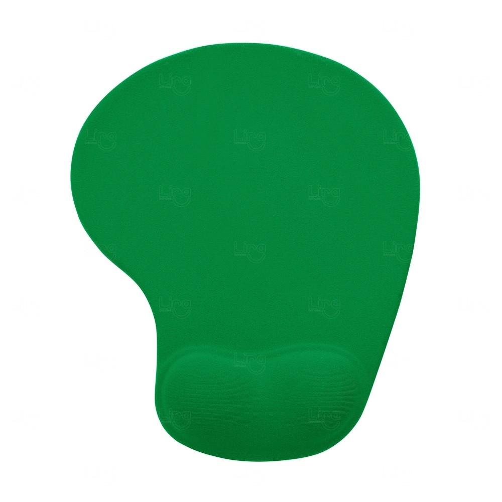 Mouse Pad Com Apoio De Silicone Personalizado Verde