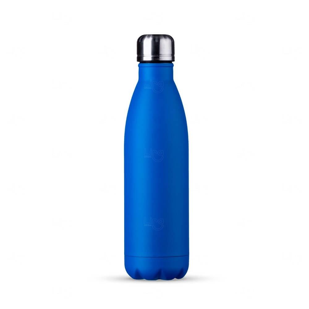 Garrafa Inox Personalizada - 500 ml Azul