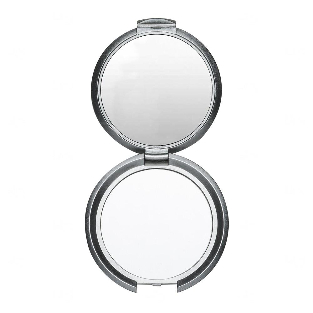 Espelho Dupla Redondo Personalizado