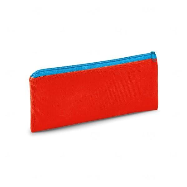 Estojo Colorido Personalizado Vermelho