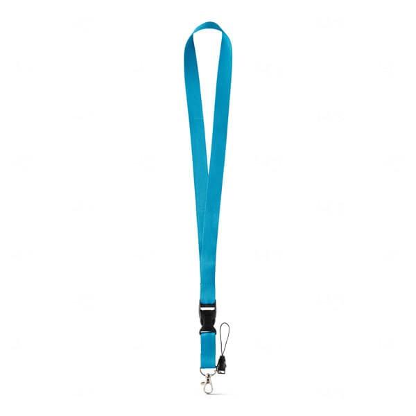 Cordão Personalizado Azul