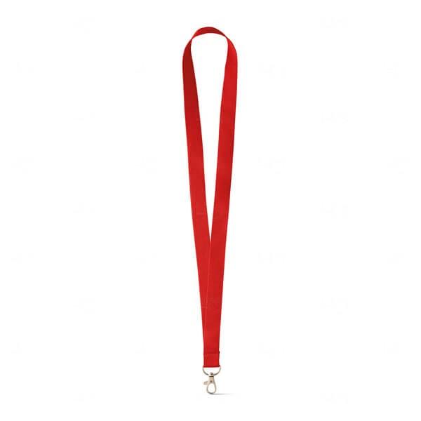 Cordão Personalizado Vermelho